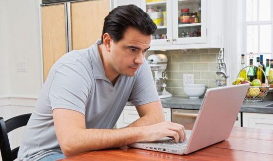 Lavorare da casa? Non è bello come sembra