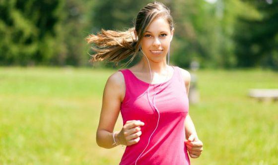 Correre per contrastare la cellulite
