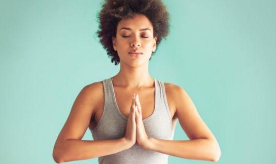 Un cervello più giovane con lo yoga