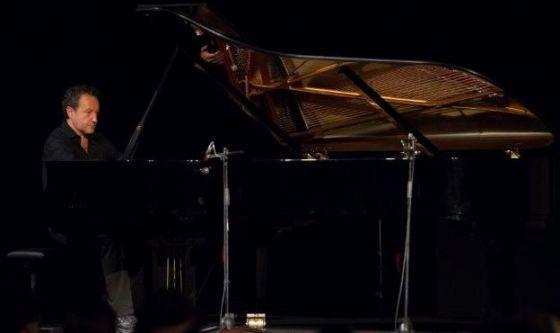 Cesare Picco e il suo concerto al buio