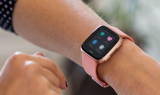 Versa, lo smartwatch per il benessere e il fitness