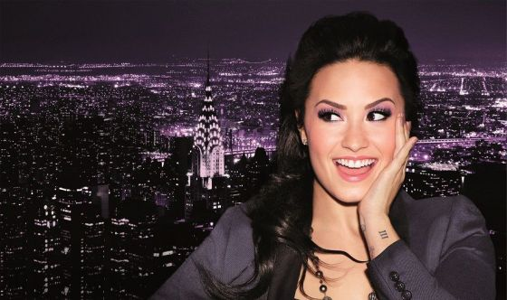 Demi Lovato: il segreto di uno sguardo magnetico? Il mascara