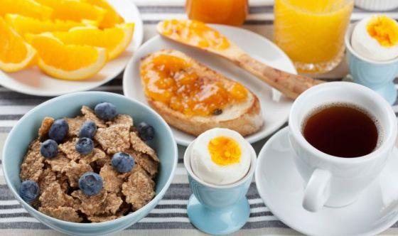 La prima colazione e i livelli di dopamina