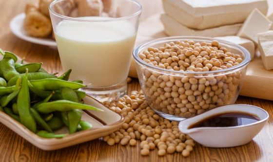Il colesterolo si abbassa grazie alla soia