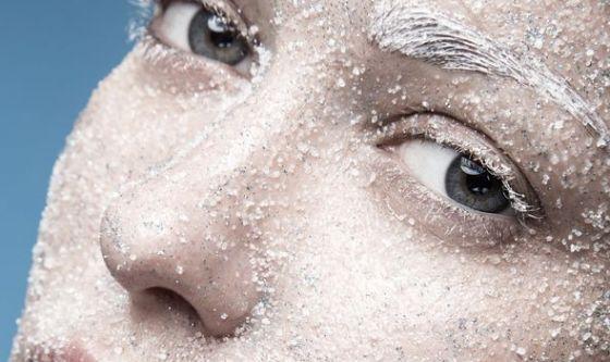 Pelle al freddo: serve un mix di vitamine e collagene