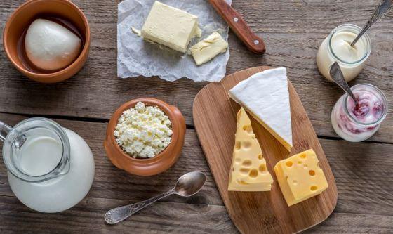 Latte e formaggi proteggono il colon-retto, è provato