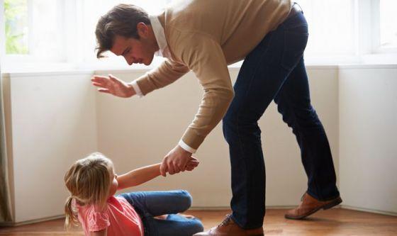 Sculacciare i bambini non serve