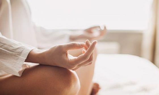 Dieci minuti di meditazione al dì giovano all'ansia