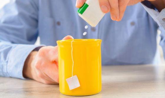 Il consumo di dolcificanti aumenta il rischio di diabete