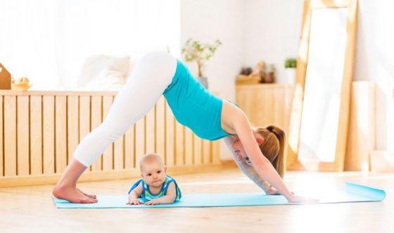 Yoga Post Parto: come amare di nuovo il corpo