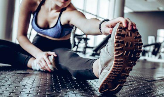 Muscoli ben definiti con il Total body conditioning
