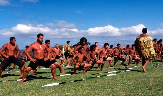 Le danze antistress delle isole del Pacifico