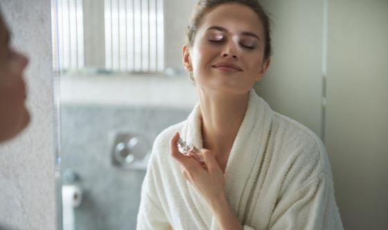 Bellezza: i profumi che fanno bene alla pelle e all'umore