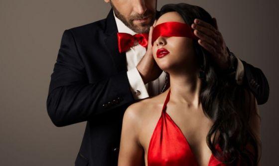Blindly dancing, la danza con gli occhi bendati