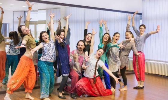 Kuchipudi, la danza indiana che fa muovere corpo e mani