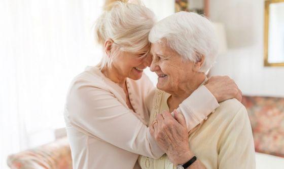 Vivere accanto a una persona con demenza