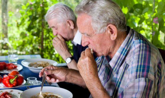 Rischio demenza e sana alimentazione