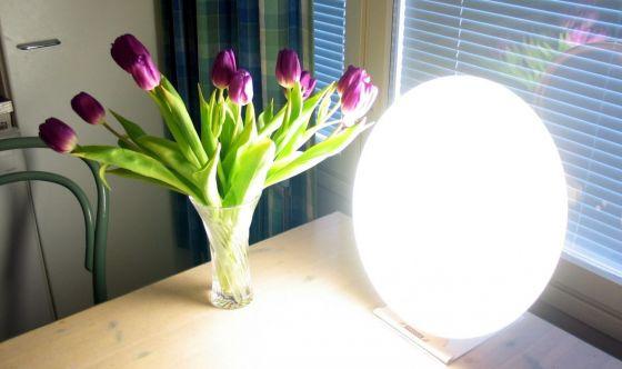 Depressione in gravidanza e dopo: arriva la cura della luce