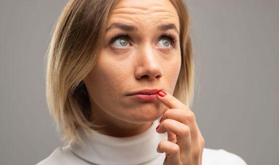 Eczema e bruciore intorno alla bocca? Può essere dermatite