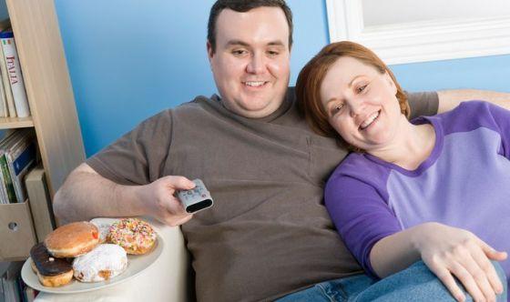 Tra moglie e marito... il rischio è il diabete