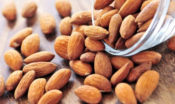Diabete: le mandorle riducono i fattori di rischio