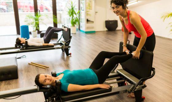 Diastasi addominale, l'aiuto del Pilates