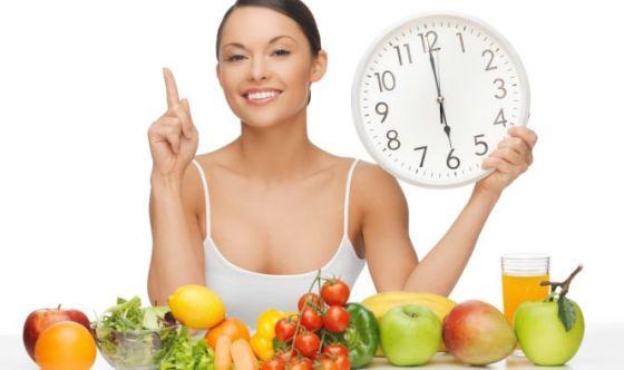 La dieta è una questione di tempo e temperamento!