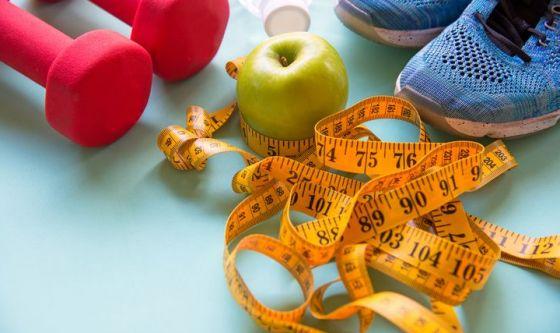 Dieta e sport per rimettersi in forma anche se...