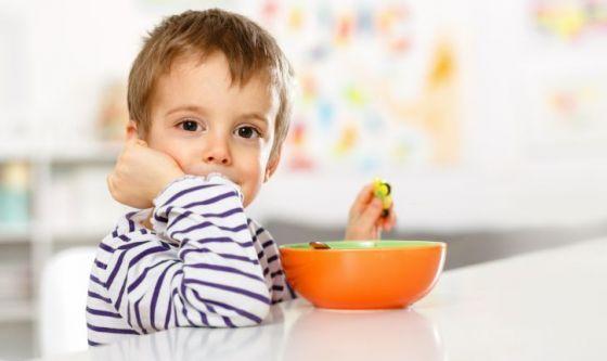 Bambini a tavola: sì ai cibi multietnici