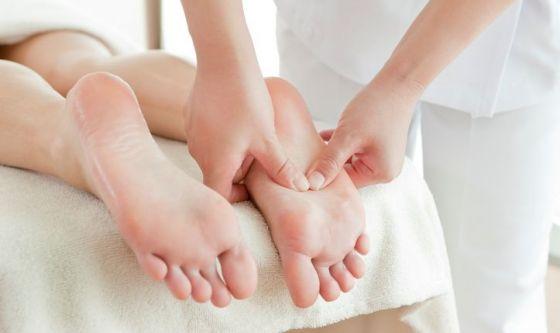 La digitopressione utile nel dolore mestruale