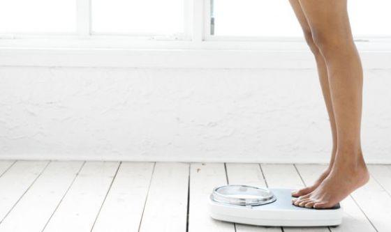 il 70 per cento della perdita di peso è la dieta