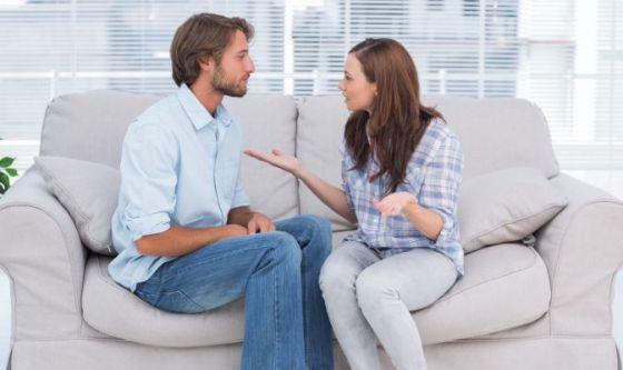 Le discussioni di coppia fanno ingrassare