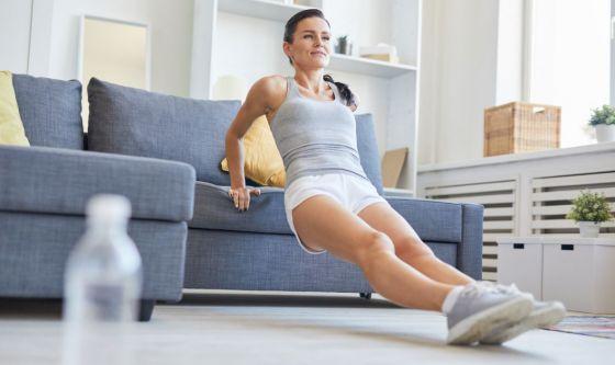 Il fitness per i più pigri