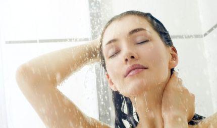 Quando la doccia diventa un rito