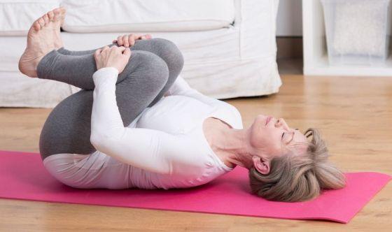 Il Pilates come terapia per il mal di schiena
