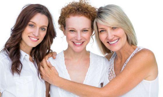 Donne generose che sanno nutrire bene la vita