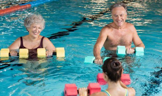 Lo sport nelle donne di mezza età previene l'artrite