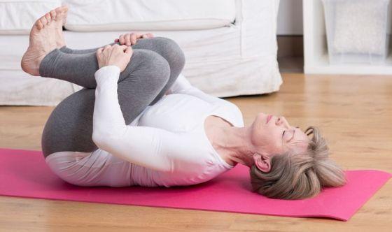 Pilates ottimo per le donne in menopausa