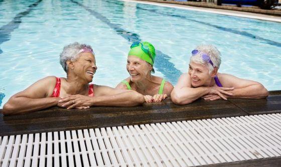 Una buona forma fisica riduce il rischio demenza