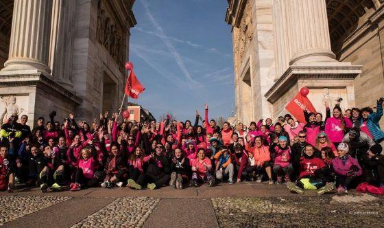 Di corsa con le WIR per difendere i diritti delle donne