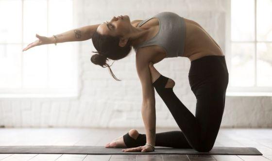 Utilità dello yoga nell'incontinenza urinaria