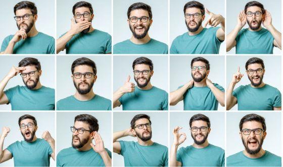 Allenare l'empatia: si inizia imitando le emozioni facciali