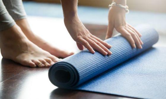Shell, l'esercizio Pilates per modellare fianchi e gambe