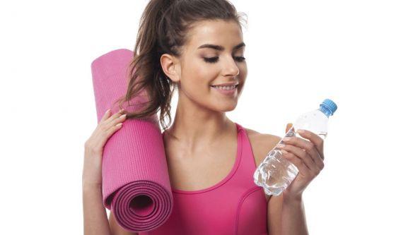 Dopo l'esercizio fisico meglio il cotone del poliestere