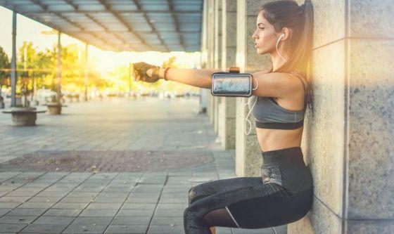 Gli esercizi per tornare in forma dopo le feste