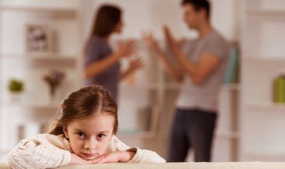 Mamma e papà si separano: come glielo spiego?