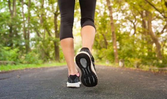 Camminata come vero e proprio sport? Cinque consigli