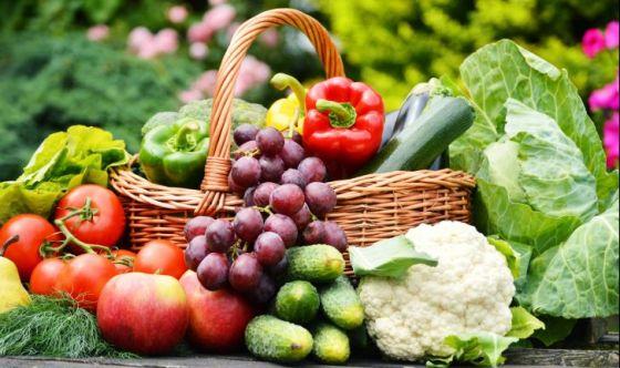 Frutta e verdura per il benessere mentale