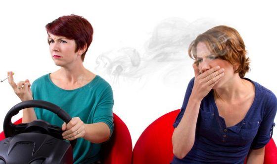 Il fumo passivo predispone all'aterosclerosi