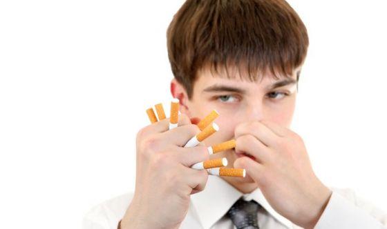 Sensibilizzare contro il fumo funziona